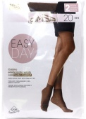 Easy day 20  носки 2 пары (unica fumo) Omsa