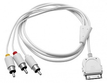 iPhone 3G AV cable