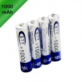AAA rechargeable 1000 GP1000AAAHc103C103