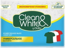 Duru clean & white 4 в 1