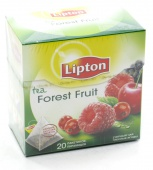 Липтон Forest Fruit 20 пирамидок 32г